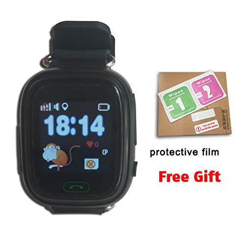 Relojes Inteligentes Smart Baby Watch Q90 WiFi Touch Screen ...