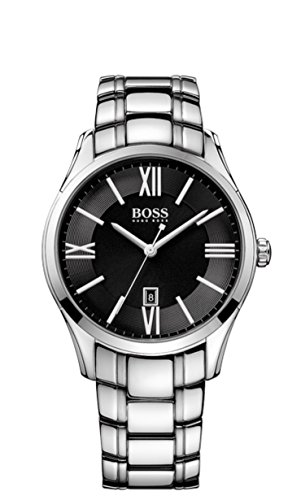 Hugo Boss Ambassador Round 1513025 Mens Wristwatch Classic & Simple