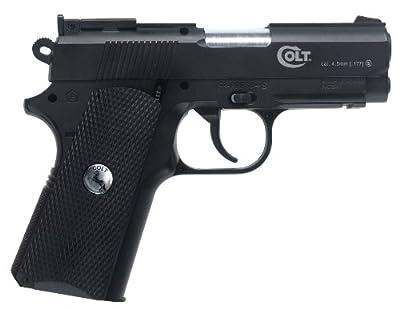 Colt Defender .177 Caliber Steel BB Airgun Pistol