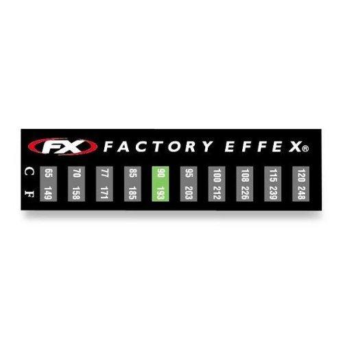 FX ENGINE HEAT TEMPERATURE STICKS STRIPS ALL