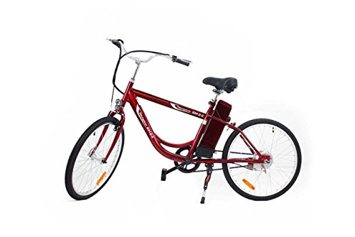 Yukon Trail Navigator MS-EBLAM24 Single Speed, Urban Stre...