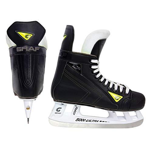 (GRAF G755 Pro Hockey Skates Size 9R)