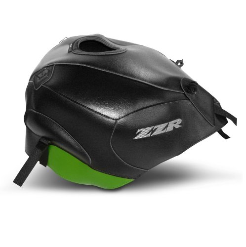 Protè ge Ré servoir Bagster Kawasaki ZZR 1400 2011 noir/vert nacré