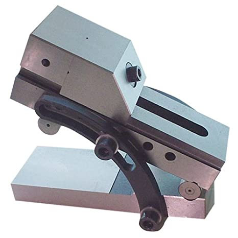 "TTC V565 Precision Sine Vise w// 4/"" Jaw Opening"