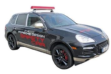 Schuco 452583000 Porsche Cayenne S Safety - Coche en miniatura (escala 1:87): Amazon.es: Juguetes y juegos