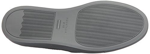 Aquatalia Par Marvin K. Mens Anderson Gaufré Veau Sneaker Gris