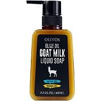 Olivos Zeytinyağlı Keçi Sütlü Sıvı El Sabunu 450 ML