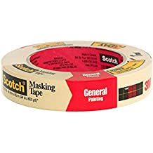 Scotch Greener Masking Tape for Performance Painting 7P8QM, 2-PACK