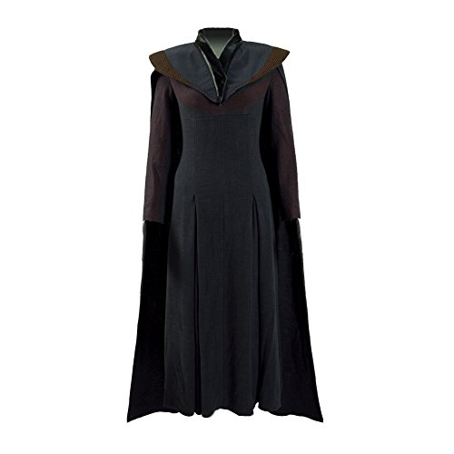 Television Show Halloween Costumes (Cosdaddy TV Show Costumes Top Design Halloween Cosplay Cloak Dress 2017 (XL, Ash))