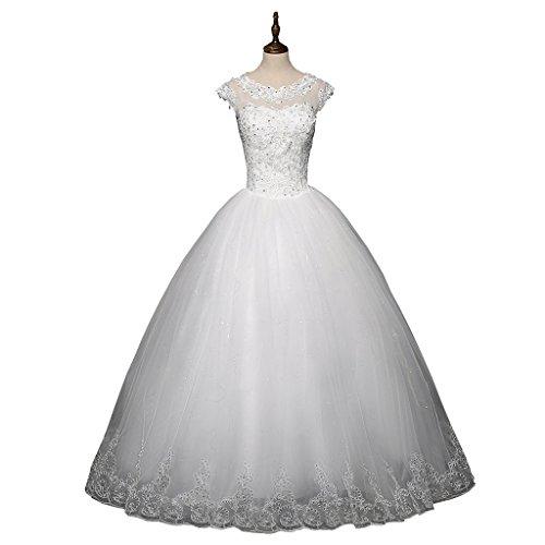 Beautiful Bride Wedding Gown - 9