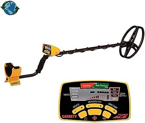 Garrett Metal detector 350 Euros ACE