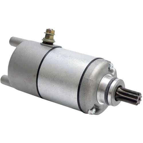 DB Electrical SMU0063 Starter For Yamaha YFM250X Bear Tracker 99-04 /Moto -44 YFM200 (85-90)/ Timberwolf YFB250F 2WD)(92-99), (4WD) (94-00) / YTM200E Tri Moto 83-85 /29U-81800-61-00, 4BD-81800-00-00 by DB Electrical