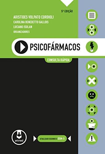 Psicofármacos Consulta Aristides Volpato Cordioli ebook
