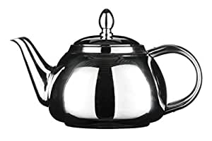 Premier Housewares - Tetera (acero inoxidable, 900 ml)