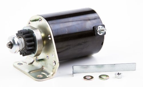 (Briggs & Stratton 497595 Starter Motor Replaces 5406 H, 394805, 392749)