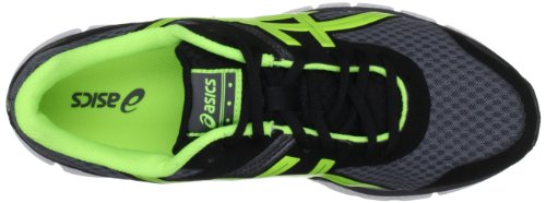 Asics Gel Zaraca M - Zapatillas Hombre Charcoal Grey / Yellow / Black
