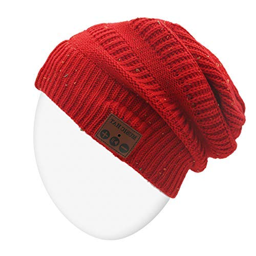 6860d1742d615 Amazon.com  Bluetooth Beanie Hat