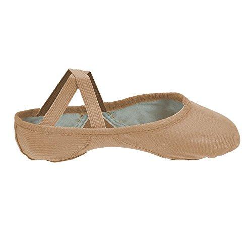 Proflex Ballet Bloch 210 Shoes Pink Canvas 7W5qx5P84w