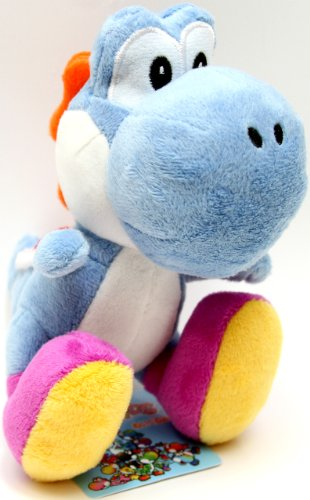 Official Yoshi Island Nintendo DS Plush Toy - 5.5