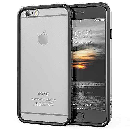 iPhone 6 Plus Case, iPhone 6S Plus Case, Crave Slim Guard Protection Series Case for iPhone 6 Plus 6s Plus (5.5 Inch) - Black
