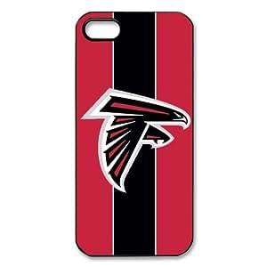 Custom Atlanta Falcons Case for iPhone 5 5s