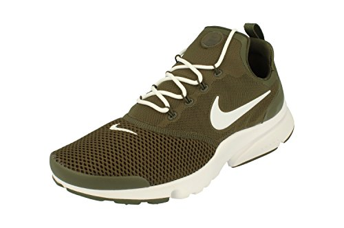 NIKE Presto Fly Mens Running Trainers 908019 Sneakers Shoes (UK 7 US 8 EU 41, Cargo Kahki White 300)