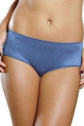 Chantelle C Magnifique Hipster Panty, 1894, Blue Jeans, 3X