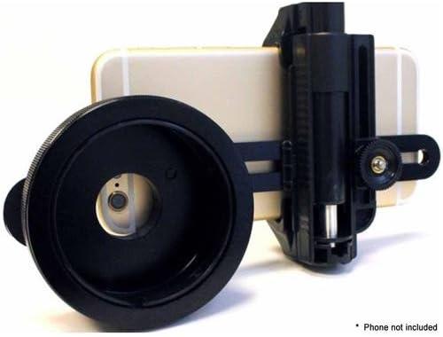Novagrade Universal Standard Digiscoping Adapter for Smartphones Up to 4 Wide
