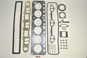 ITM Engine Components 09-11569 Cylinder Head Gasket Set for 1988-1992 Toyota 4.0L L6, 3FE, Land (1990 4 Cylinder)