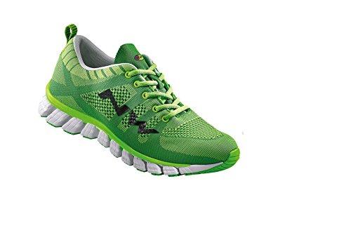 Northwave Podium Freizeit Schuhe grün/weiß 2016