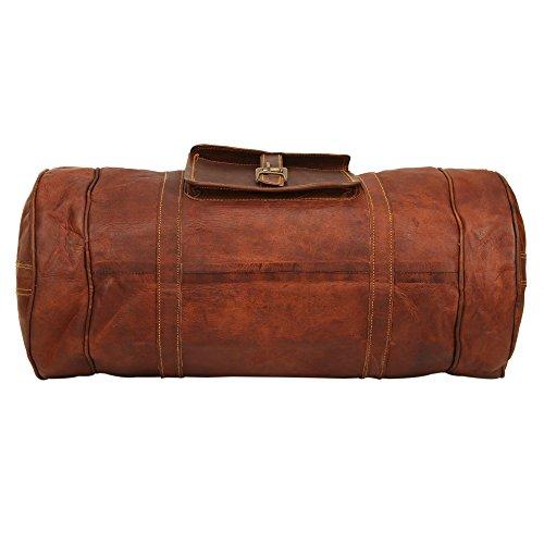 Ayemann Crafts  Artico bag06, Borsa Messenger  Marrone Brown