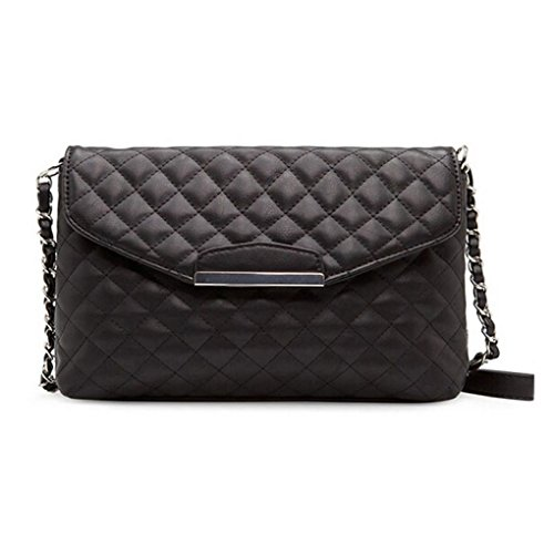 DDLBiz Womens Leather Clutch Handbag
