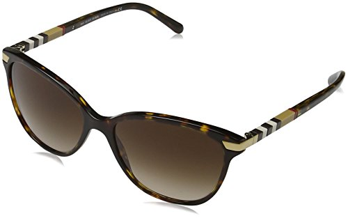 Mixte Montures Havana BURBERRY Marron Lunettes de Browngradient Dark SZw7xqt7
