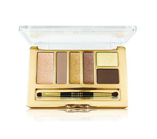 Milani Everyday Eyes Powder Eyeshadow, Bare Necessities, 0.21 Ounce ()