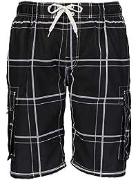 69d7671593 Men's Echelon Swim Trunks (Regular & Extended Sizes)