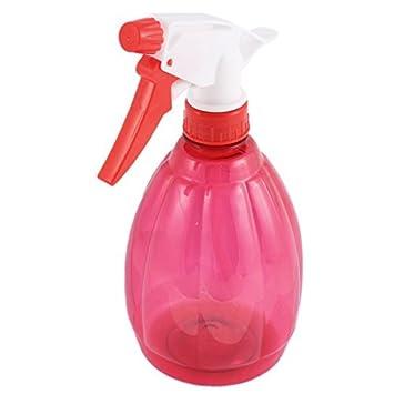 eDealMax plástico Herramienta Anterior del salón de Pelo plantas de agua del rociador Botella de Spray