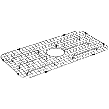 Kohler K 6517 St Bakersfield Bottom Basin Rack Stainless