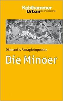 Die Minoer (Urban-Taschenbucher)