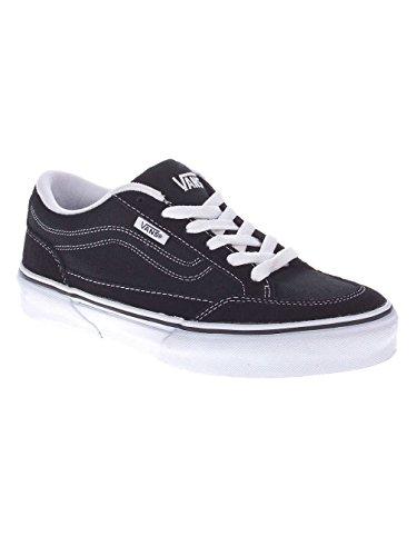 Vans Classics Mens Shoes Size Black/White 4hKCa