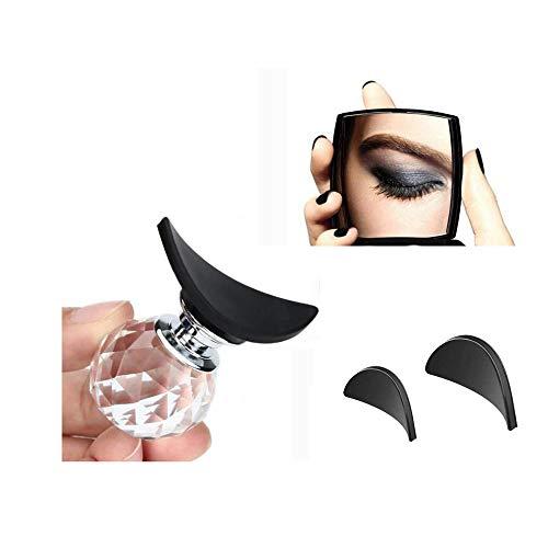 CHBEAUTYU Eyeshadow Stamp Crease make precise eyeshadow in seconds (Crystal)