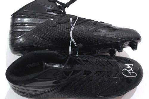 Bastian Schweinsteiger Signed Adidas Soccer Cleats w/COA New Black Bayern Munich Autographed Soccer Cleats
