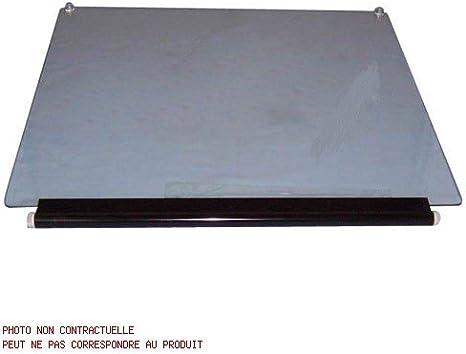 Cuisinière-Casing Verre Ceranfeld-couvercle DECO les Limes Eau 2x30x52 cm