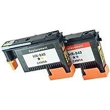 Komada Compatible HP940 Printhead C4900A C4901A for HP Officejet Pro 8000 8500 8500A 8500A Plus 8500A Premium(1BK/Y+1M/C)