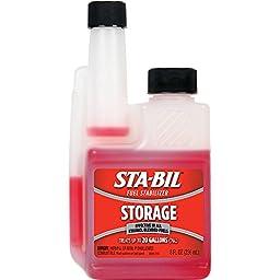 STA-BIL 22208-12PK Fuel Stabilizer, (8oz, Pack of 12)