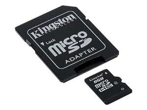 TARJETA DE MEMORIA MICRO SD KINGSTON 8GB HC4 FL-5452