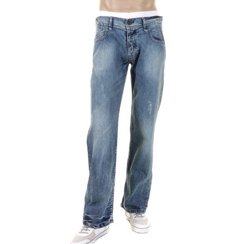 Armani Jeans - Vaquero - para Hombre Turquesa 36 W: Amazon ...