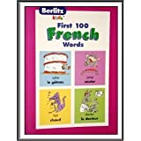 First 100 French Words, , 2831570786