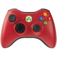 Xbox 360 Kablosuz Kumanda Oyun Kolu Gamepad Controller Joystick Kırmızı + Play Charge Kit
