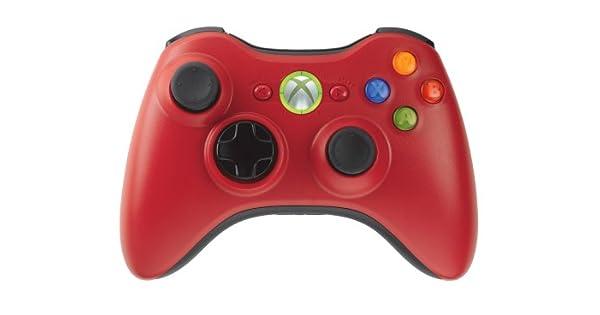 Microsoft Xbox 360 Wireless Controller - Volante/mando (Mando de ...