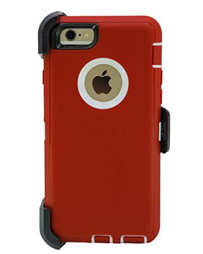iphone 4 case otterbox red - 7